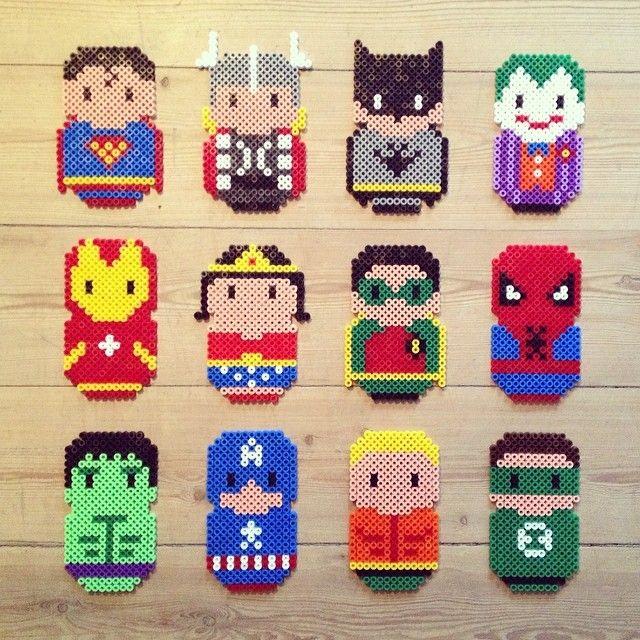hamma superheroes