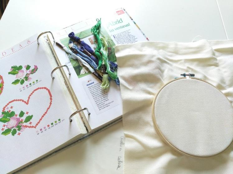 REGALOS NAVIDEÑOS DIY: Alfiletero – dibujando patrones